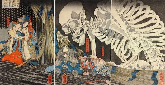 Why Utagawa Kuniyoshi was the Most Thrilling Ukiyo-e Master
