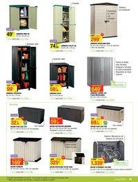 Casas cocinas mueble armarios pvc carrefour - Mueble escobero carrefour ...