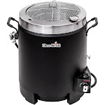 Char-Broil - The Big Easy Oil-less Turkey Fryer - Black/Silver