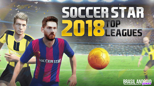 Download Soccer Star 2018 Top Leagues v1.2.1 APK MOD - Jogos Android
