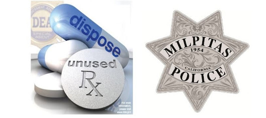 Milpitas police: Take-back event collects 324 pounds of prescription drugs
