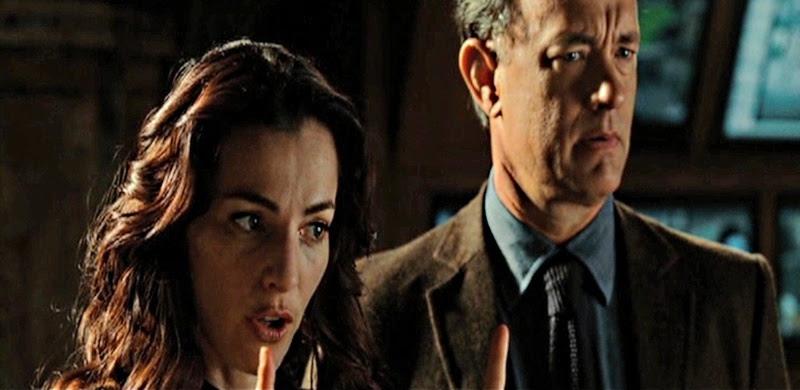 Angels and Demons Artfutura Ayelet Zurer Tom Hanks