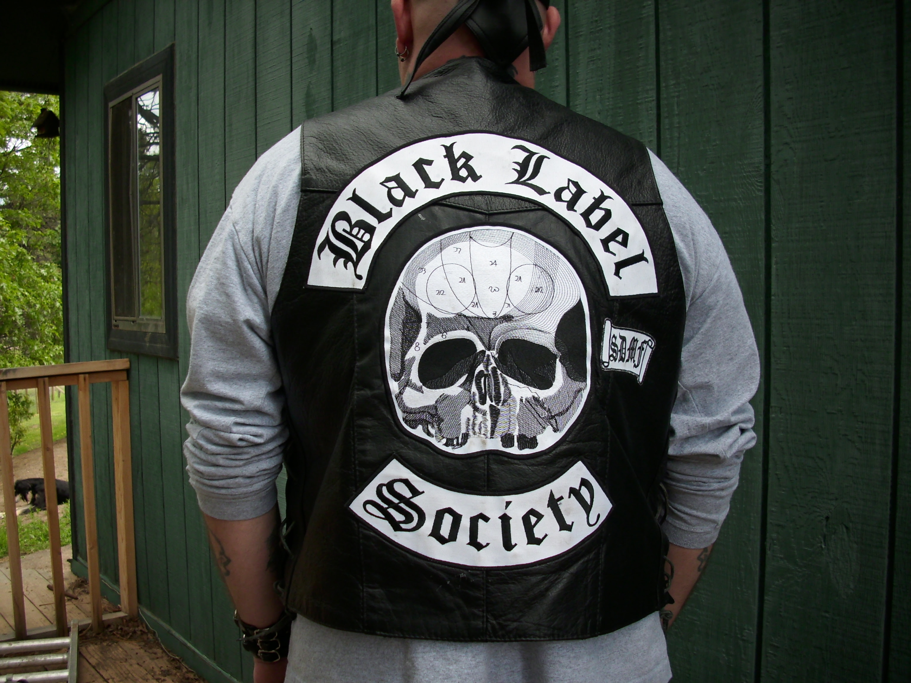 35 Black Label Society Leather Jacket Labels Database 2020