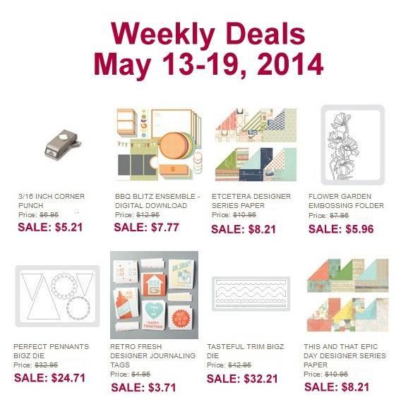 Weekly deal may 13