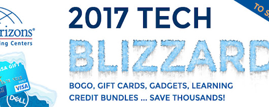 Tech Blizzard Promo | New Horizons Atlanta