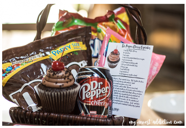 DR PEPPER® CHERRY CUPCAKES 5-26