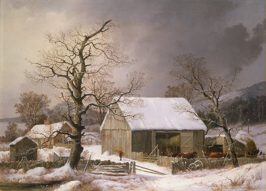 http://www.headforart.com/wp-content/uploads/2010/12/George-Henry-Durrie-Winter-in-the-Country.jpg