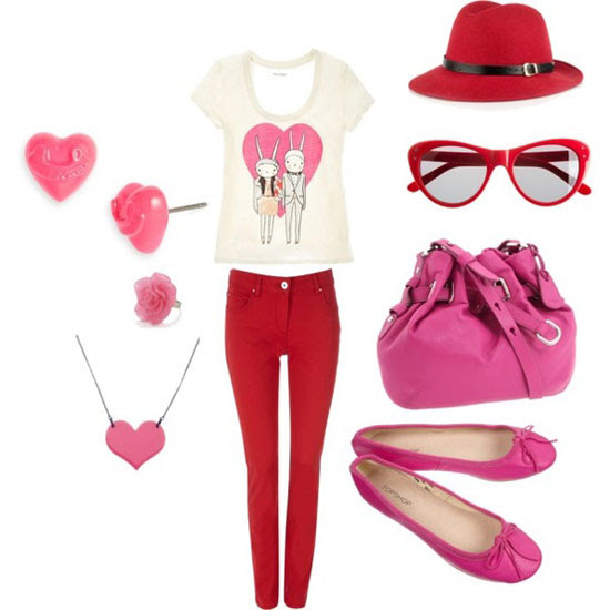 15 best valentine's day outfits  fashion trends for girls