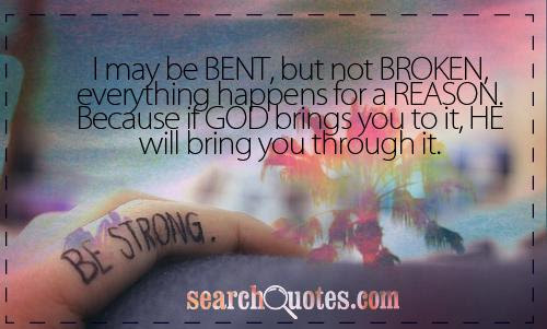 If God Put You Through It Quotes Quotations Sayings 2019