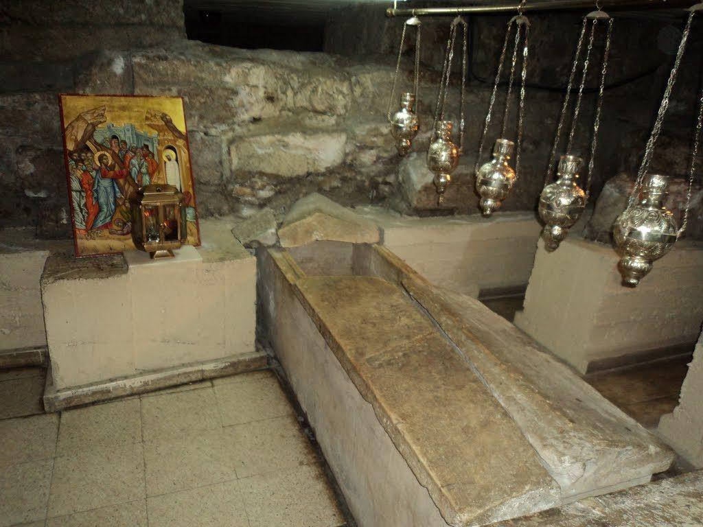 Αποτέλεσμα εικόνας για Ο τάφος του Χριστού είναι ζωντανός
