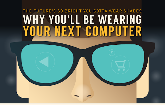 VR Infographic: Why you'll be wearing your next computer
