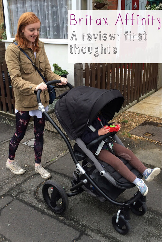 Britax Affinity pram: a pushchair review  |