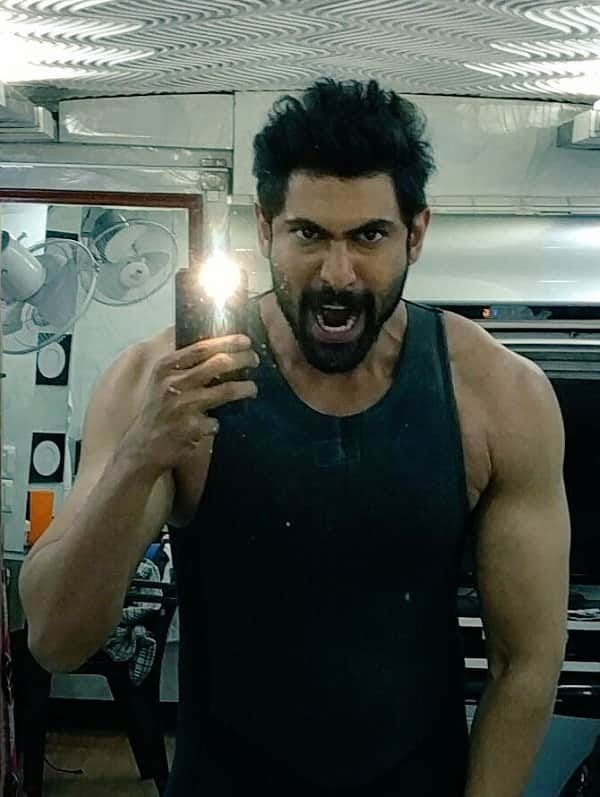 Rana Daggubati turns aquaman for Ghazi!