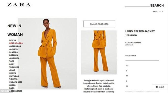 Không váy cưới lộng lẫy, mỹ nhân siêu vòng 1 Emily Ratajkowski bình dân với bộ suits cưới của Zara giá hơn 4 triệu đồng - Ảnh 6.