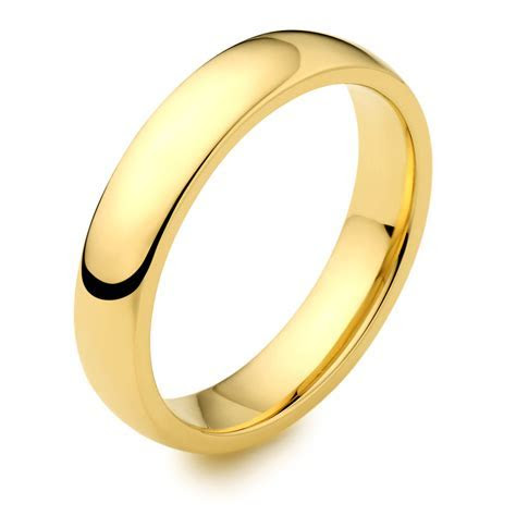 Ladies Plain Wedding Ring IDC187