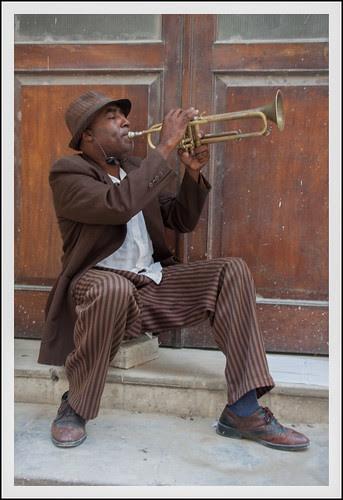 trompettist by hans van egdom