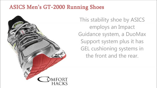 image of running shoes bunions