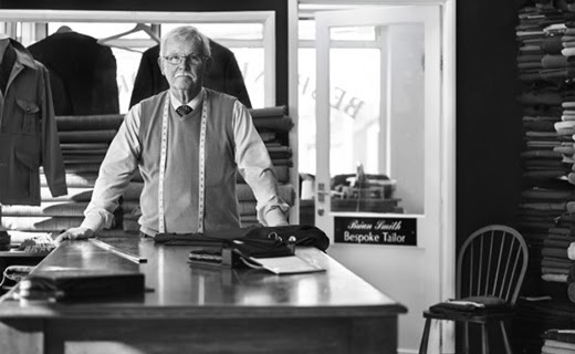 Mr Smith - the bespoke tailor of Merchant Fox
