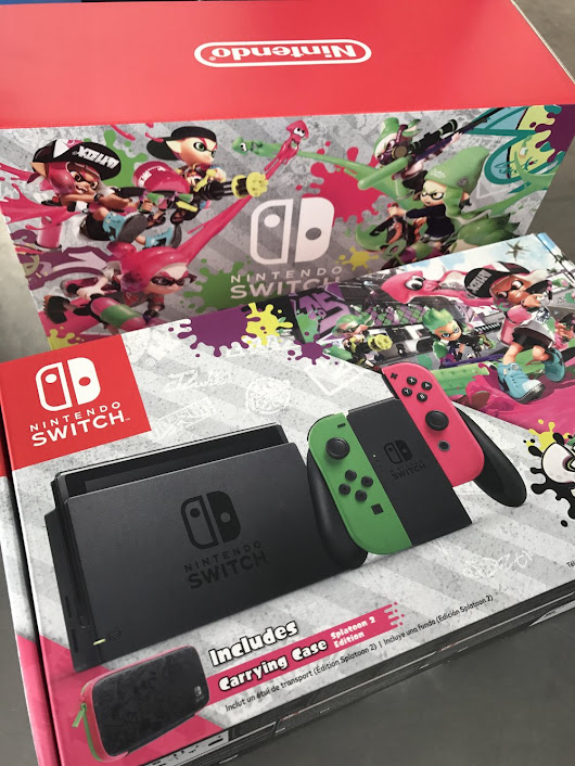 Nintendo Switch Giveaway!