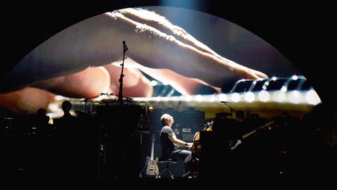 Hans Zimmer on tour in Los Angeles
