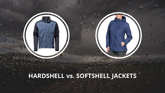 Hardshell vs. Softshell Jackets: What's the Difference? Which One To Choose? | Norway Geographical