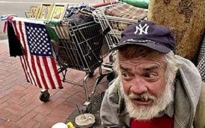Hambre en Usa