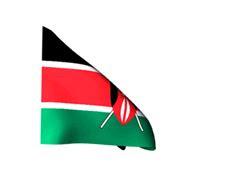 flag kenya animated flag gif