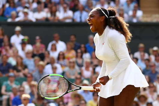 Serena Williams Dedicated Her Wimbledon Loss To The Mother In All Of Us