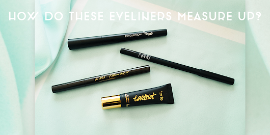 How Do These 4 Black Eyeliners Measure Up? - Michelle Phan