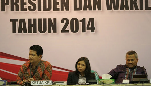 Election Result: Jokowi Wins