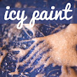 Salt Paint for Toddlers: An Icy Winter Scene - hands on : as we grow