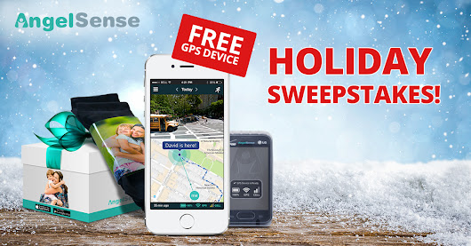 Get AngelSense GPS Tracker Device + 1 Year Service FREE!!!!