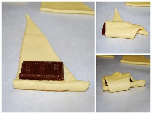 Chocolate Crescent coll