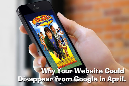 Why Your Website Could Disappear from Google, and Other News