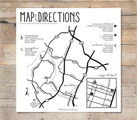 25  best ideas about Wedding Maps on Pinterest