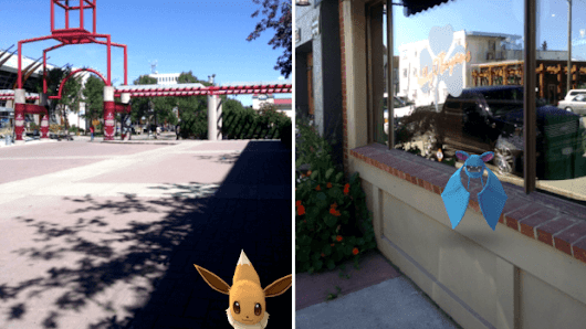 How Pokemon Go is transforming downtown Prince George - confluence