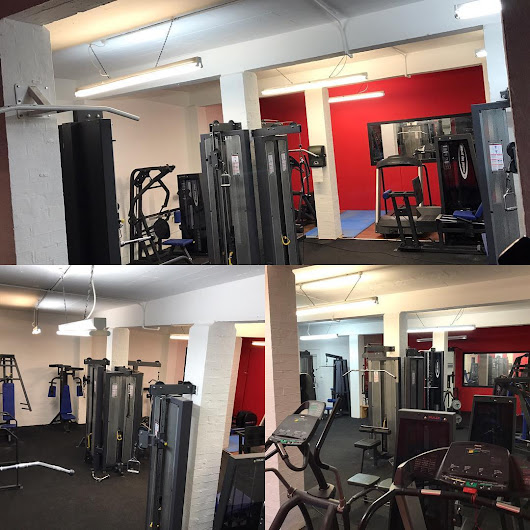 THE NEW EAGLE GYM LOCATED AT 21A ST HELENS PASSAGE - The Eagle Kickboxing Academy