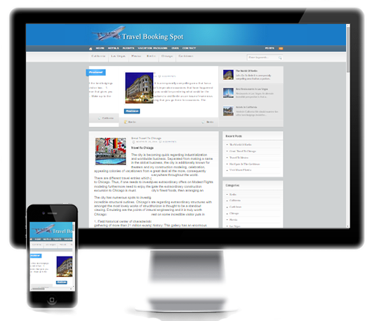 Turnkey Travel Website, Fully Automated Hotel Travel  | Turnkey Websites Fully Automated