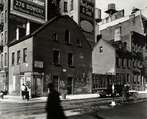 Mulberry and Prince Streets, Manhattan