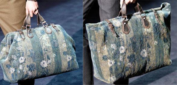 bolsas 2 Bolsas de viaje de Gucci otoño invierno 2012 2013