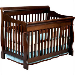 Canton+4+in+1+Convertible+Crib+in+Cherry