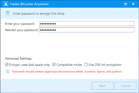 [Solved]BitLocker for Windows 10 Home Edition - Hasleo BitLocker Anywhere