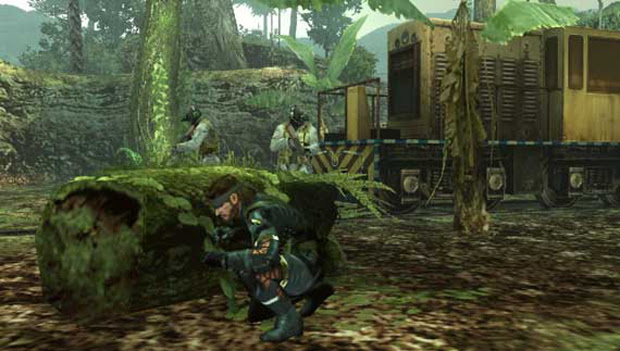 See how PSP MGS: Peace Walker is better on the PS Vita screenshot