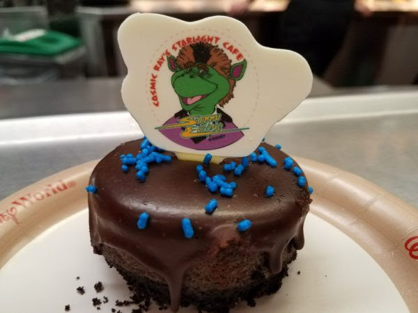 Sonny Eclipse Dessert And New Menus Debut At Cosmic Ray S In The Magic Kingdom