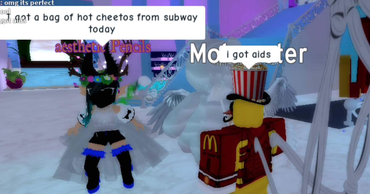 Cheeto Roblox