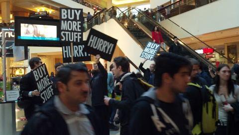 occupy portland by jim leftwich