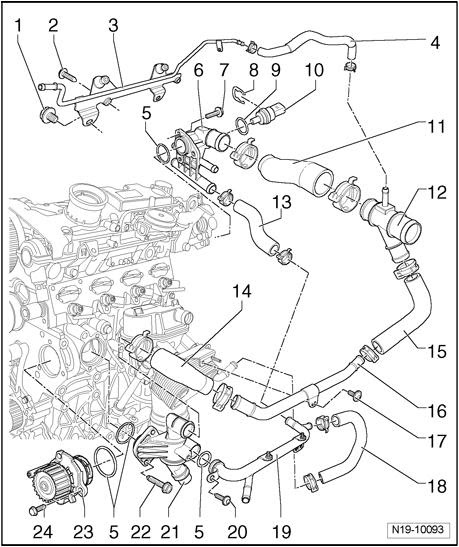 Vw T5 1 Fuse Box Diagram