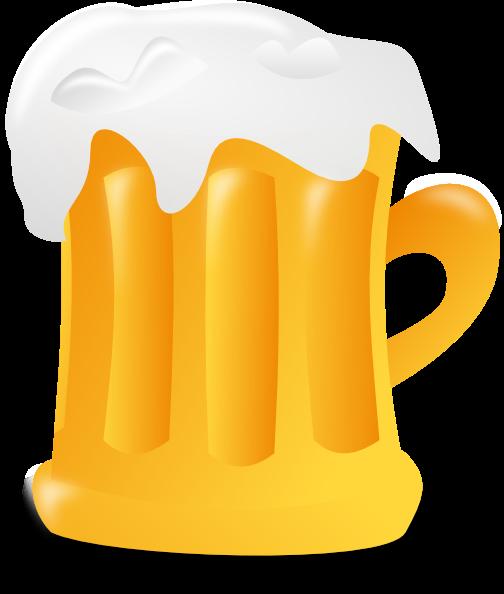 Beer Mug Clip Art at Clker.com - vector clip art online ...