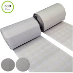 Evelots Self Adhesive Dot-Hook/Loop Sticky Back-Office-Easy Peel-Strong-Set/1000