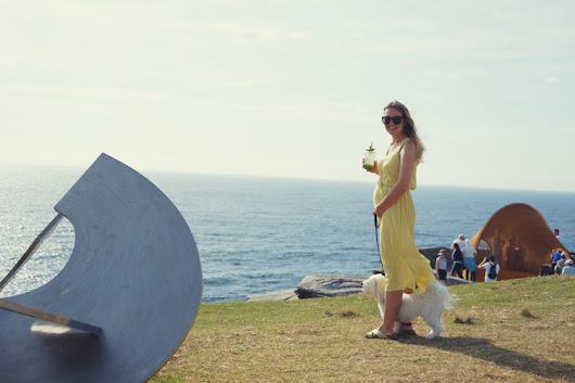 Sculpture By The Sea & Sunny Breakkie